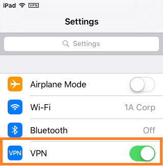 Connect with VPN (2)